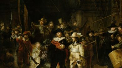 """Photo of Free Online Art Lecture: """"Rembrandt, Observer and Dramatist"""""""