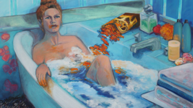 Photo of Acrylic Reveries: An Interview with LA Artist Melissa Dyanne