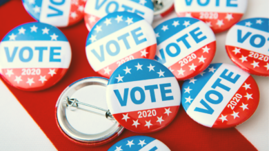 """Photo of Score Foodie Freebies With an """"I Voted"""" Sticker"""